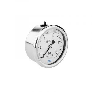 Manómetro glicerina diámetro 63mm 1/4 horizontal