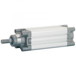 Cilindro neumático ISO 15552 perfil cuadrado Aignep
