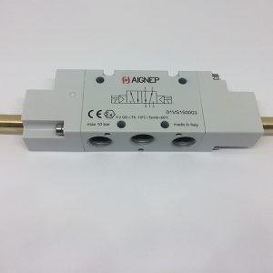 Electroválvula 5V/2P biestable Aignep