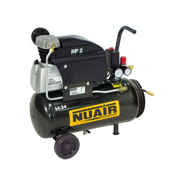 compresor 2hp 24lts tech Nuair