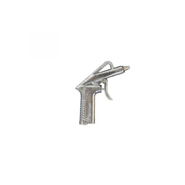 Pistola soplado aluminio