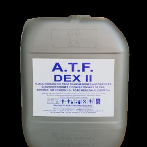 Bidón aceite 20L ATF Dexron II