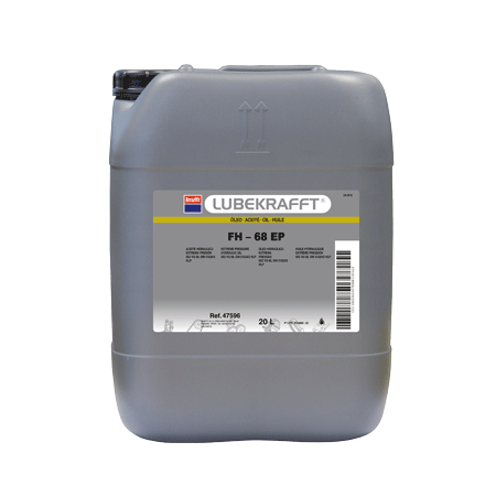 Lata aceite hidráulico 20L FH-68 EP Krafft